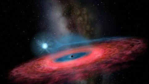 Hallado un agujero negro de tamaño monstruoso que la ciencia no se explica