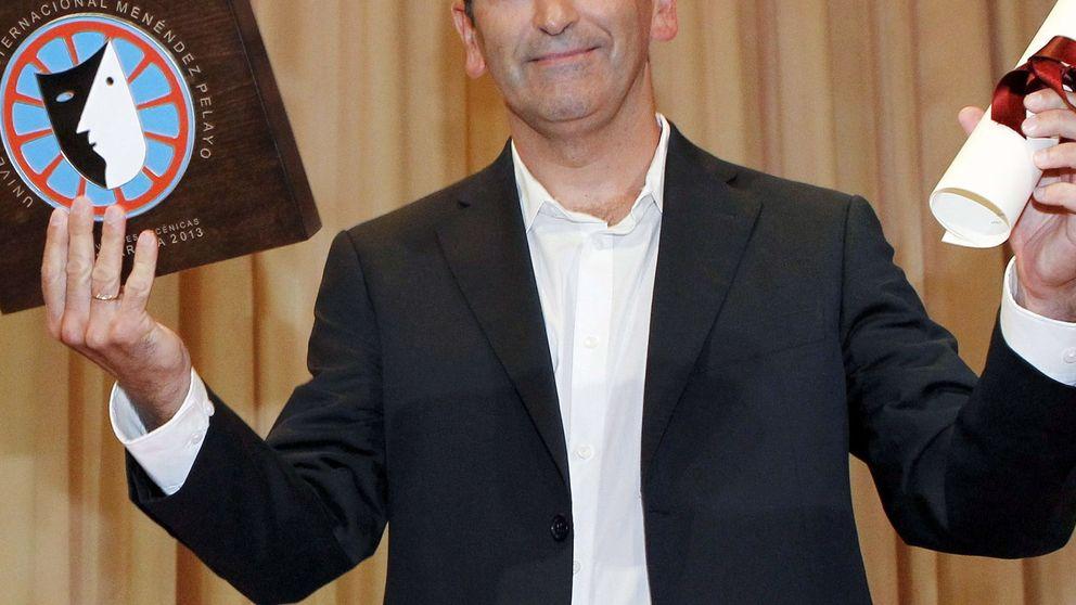 Juan Mayorga, galardonado con el Nacional de Literatura Dramática