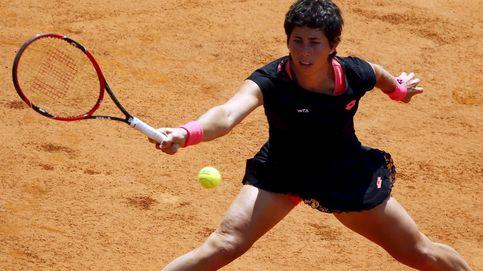 El peligroso número ocho que llevará colgado Carla Suárez a Roland Garros