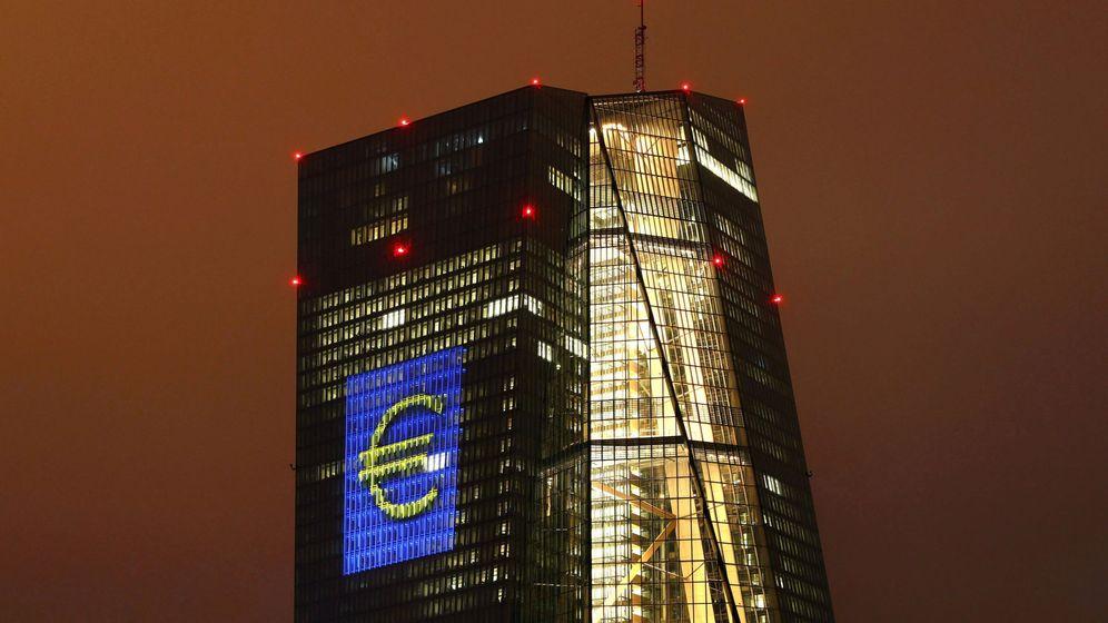 Foto: Sede central del BCE en Fráncfort. (Reuters)