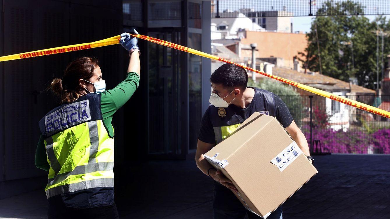 Registros y detenciones en Lugo y Ourense en operación nacional contra el tráfico de armas