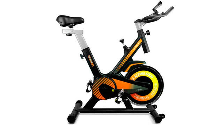 Bicicleta de spinning Trainer Alpine de Gridinlux