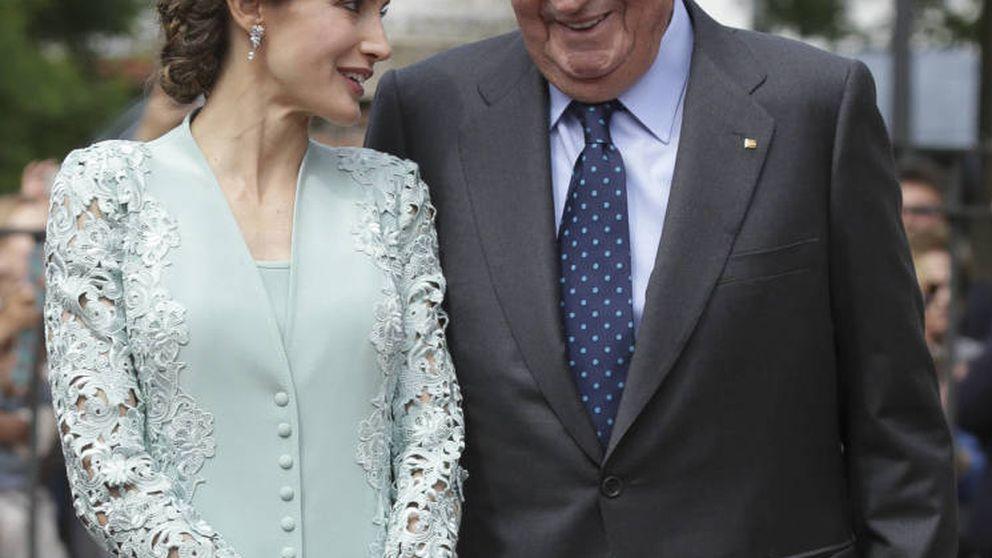 Reyes y reinas: don Juan Carlos, Letizia e Isabel Preysler