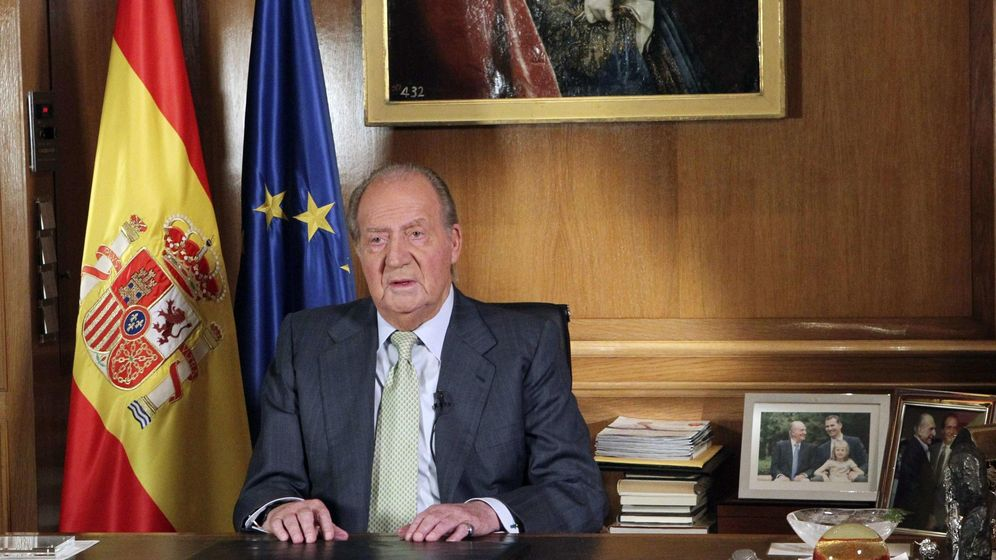Foto: Fotografía de archivo del rey Juan Carlos. (Reuters)
