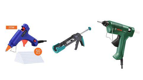 Las mejores pistolas de silicona que no pueden faltar en tu caja de herramientas