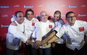 Ángel León y Madrid acaparan las nuevas estrellas Michelin 2015