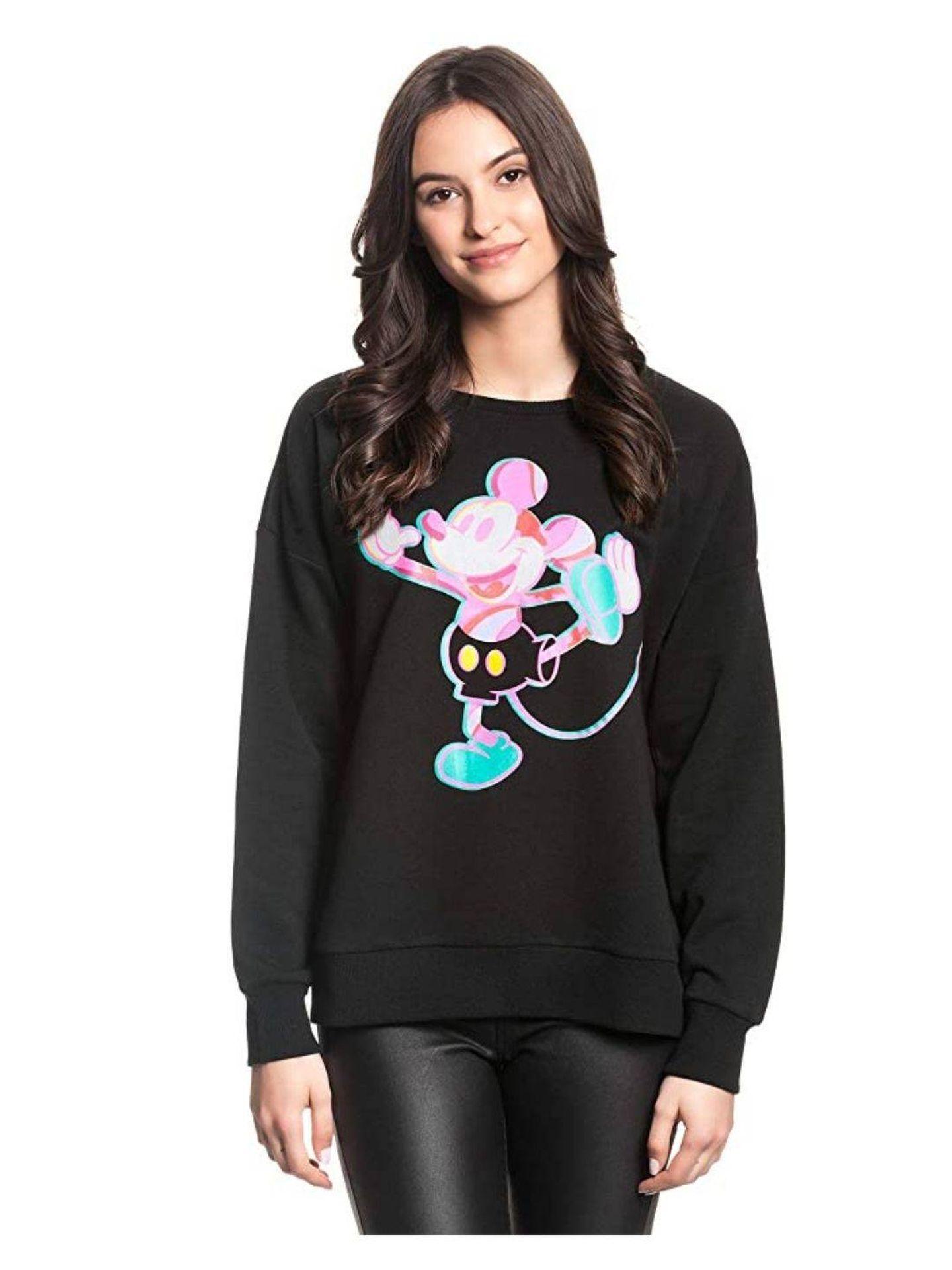 Mickey Mouse. (Cortesía).