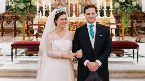 Gómez-Acebo Finat y Méndez de Vigo: boda aristocrática en tiempos de covid