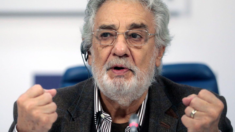 Plácido Domingo. (EFE)