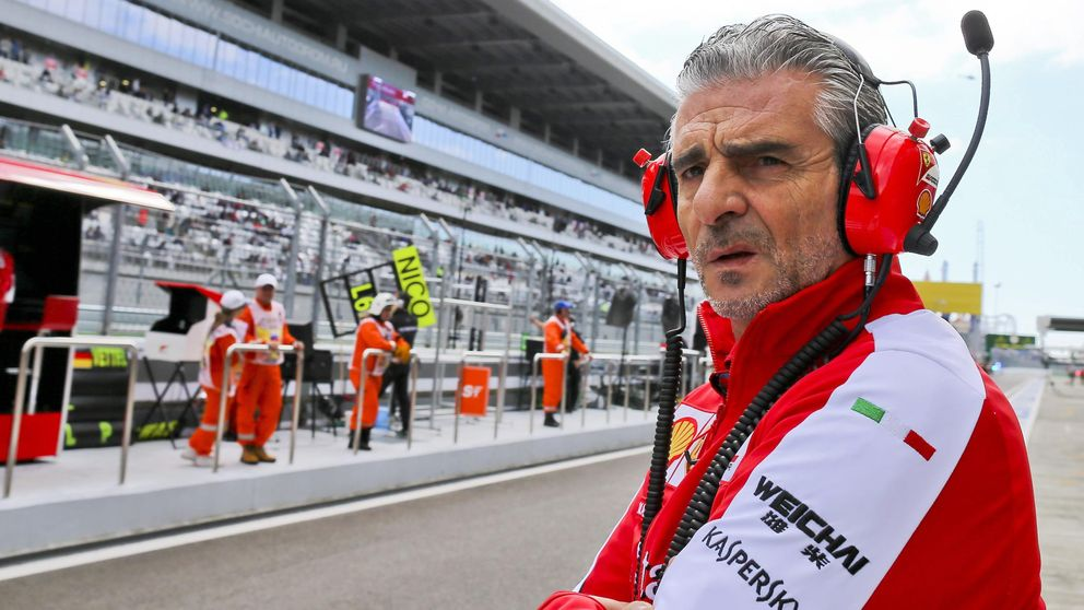La lengua de Ferrari, otra vez de paseo... ¿Hay que trabajar y hablar menos?