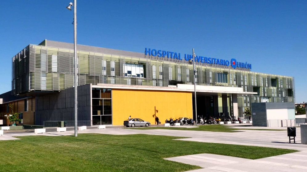 Foto: Hospital Quirón Madrid.