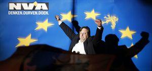 La histórica victoria de los soberanistas flamencos conmociona a Bélgica