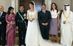 La reina se va de boda: no a Mónaco; sí a Jordania