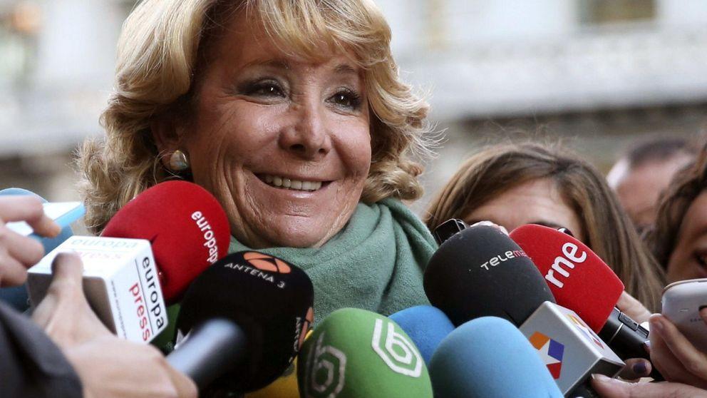 Aguirre: No soy un monigote. Si quieren una gestora que busquen otro candidato