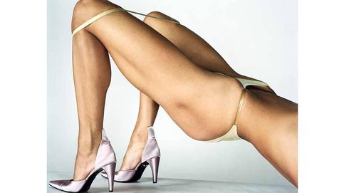 'Desnudos': las fotos de Mario Testino en Berlín