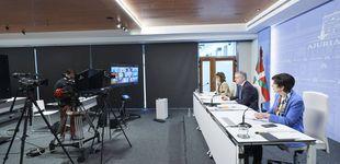 Post de Se acabó la tregua: la oposición arremete contra el discurso triunfalista de Urkullu
