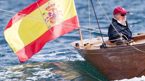 Don Juan Carlos prepara su desembarco en Mallorca a pesar de su semana de infarto