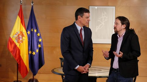 Sánchez e Iglesias vuelven a chocar por el cogobierno y no se emplazan a otra cita