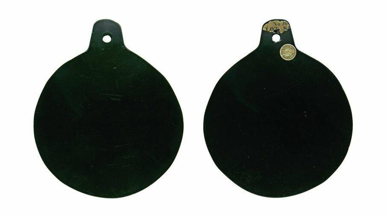 El espejo de obsidiana de John Dee. (Museo Británico)