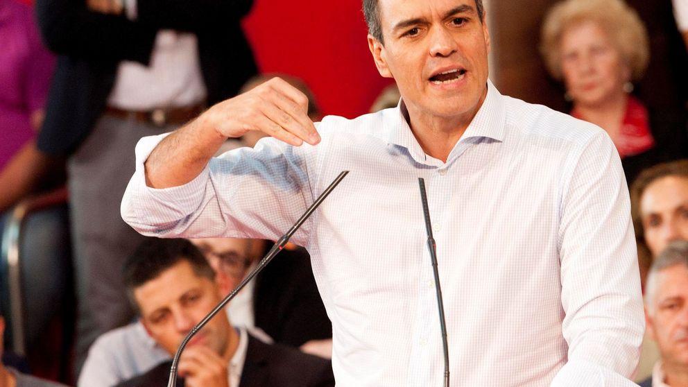 Pedro Sánchez replica a Rivera que no le pide su apoyo sino que no bloquee