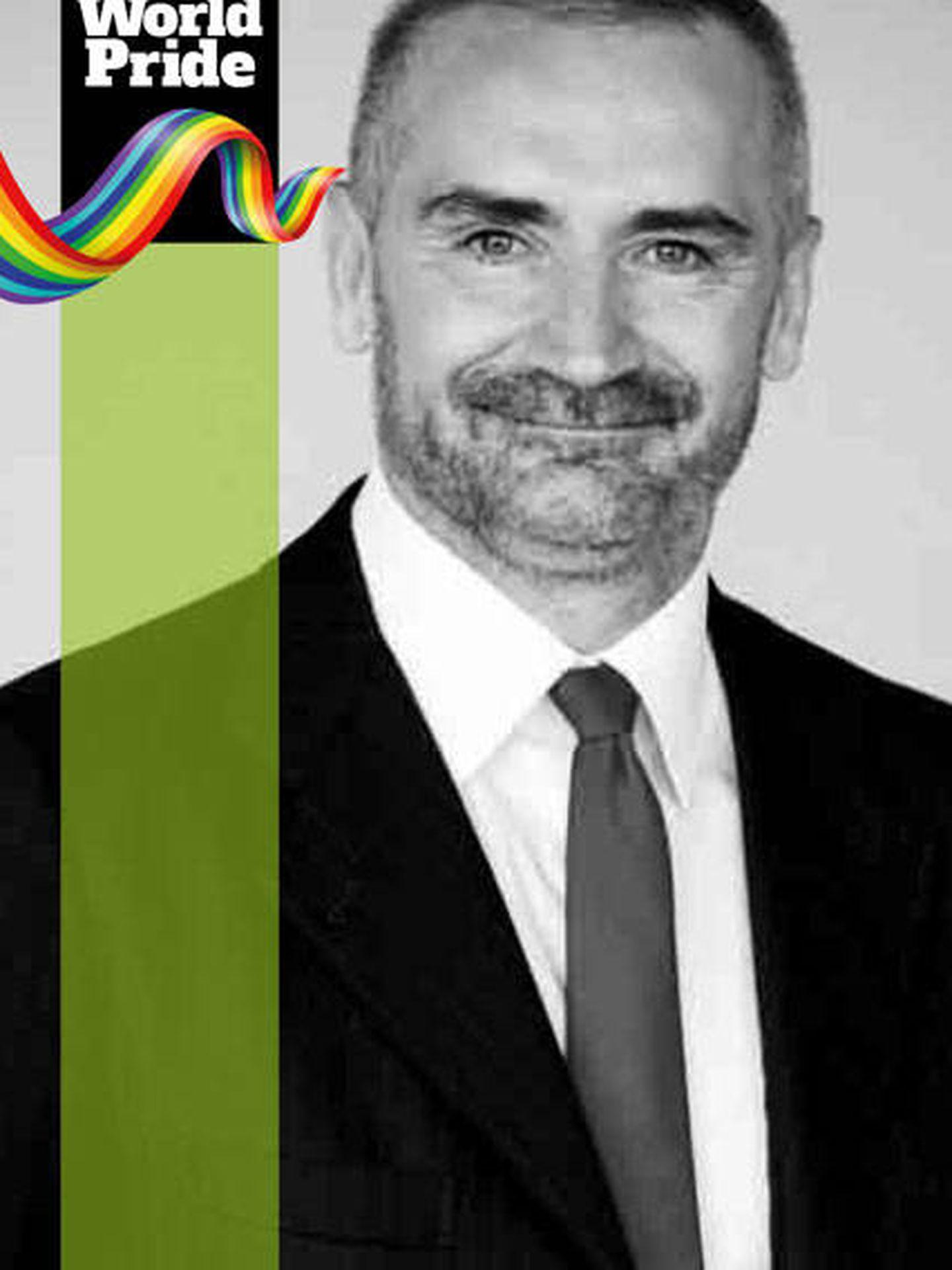 Orgullo LGTBI 2017: Euprepio Padula.