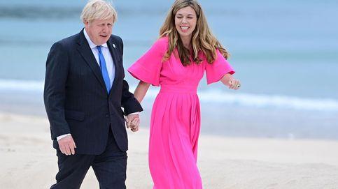 Boris Johnson y su mujer: una semana en La Zagaleta, la urbanización más cara de Europa