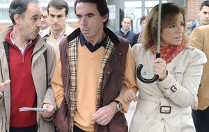 Los famosos que 'celebraron' la victoria de Rajoy... y los que no