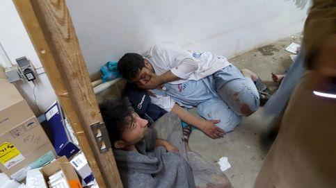 El Pentágono dice que el bombardeo del hospital se produjo a petición afgana