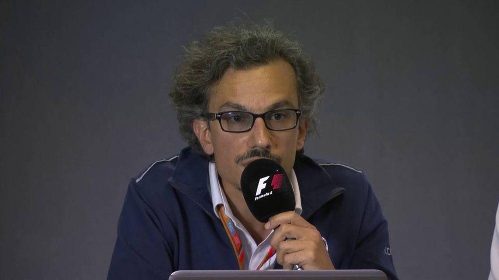 Foto: Laurent Mekies se convierte en el último fichaje de Ferrari.