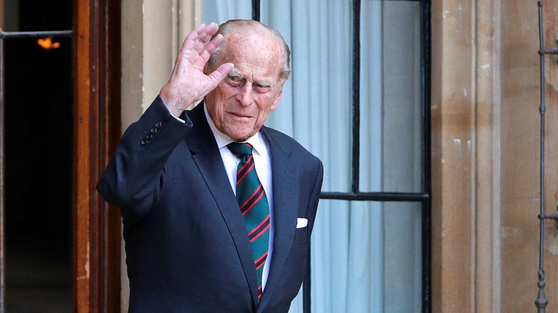 El duque de Edimburgo, en una imagen de archivo. (Reuters)