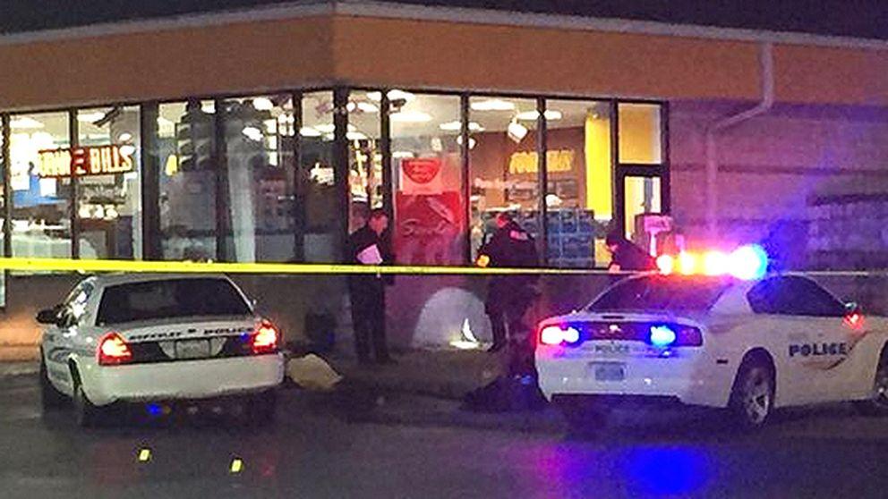 Nuevo conflicto racial en EEUU: un policía mata a otro joven negro