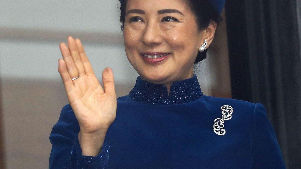 Masako de Japón se une a Letizia, Máxima y otras reinas del reciclaje