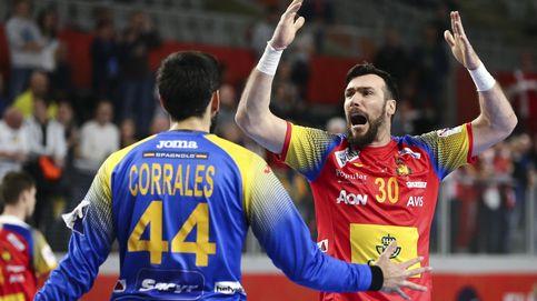 España aplasta a Alemania y luchará por su tercera medalla europea seguida
