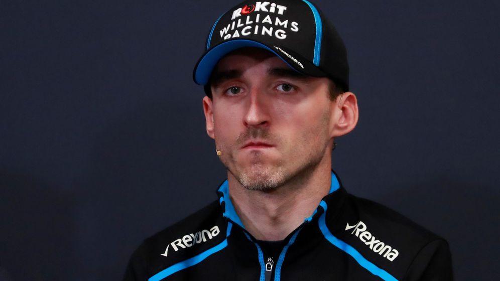 Foto: Kubica está teniendo un duro regreso a la Fórmula 1. (Reuters)