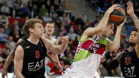 El Baskonia pierde una oportunidad de oro en la lucha por la cuarta plaza