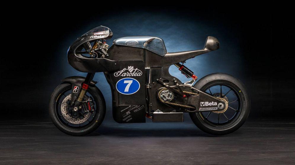 Foto: La belga Saroléa optó a ser proveedor de Moto-e.