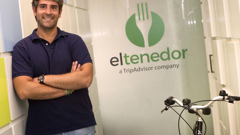 Marcos Alves, fundador y CEO de El Tenedor.