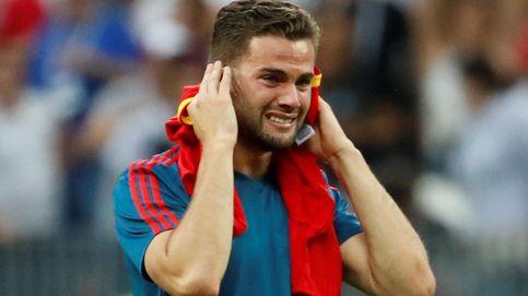 Lágrimas españolas tras la eliminación del Mundial de Rusia