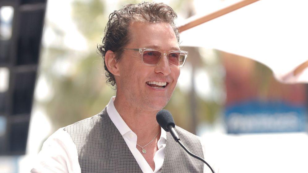 Foto: A Matthew McConaughey le hubiera encantado estudiar la asignatura que él imparte en la universidad (Reuters/Mario Anzuoni)