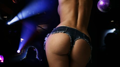 Tengo 27 años, estudio un posgrado y estoy trabajando de stripper