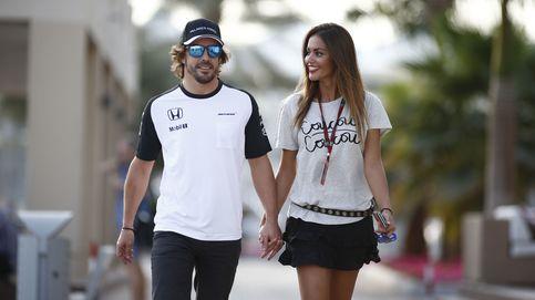Fernando Alonso se suma a la lista de relaciones fallidas de Lara Álvarez