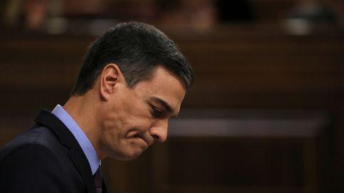 Sánchez sale del pleno aislado y bajo la sombra del adelanto electoral