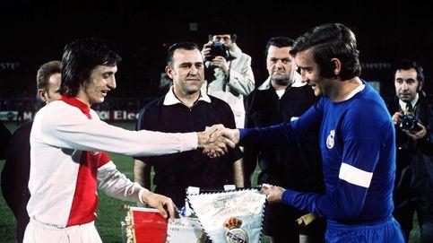 Bernabéu tuvo apalabrado a Cruyff, pero no iba a gastarse lo que no tenía