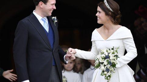 Comparamos cuánto costó la boda de Eugenia con la de Kate y Meghan