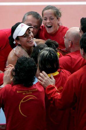 España vence a Italia y se medirá a China en semifinales
