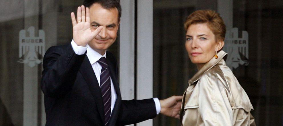 Foto: José Luis Rodríguez Zapatero y Sonsoles Espinosa, en una imagen de archivo (Gtres)