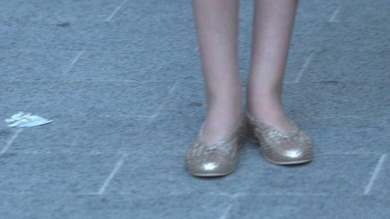 Las bailarinas doradas de la infanta Sofía. (Limited Pictures)