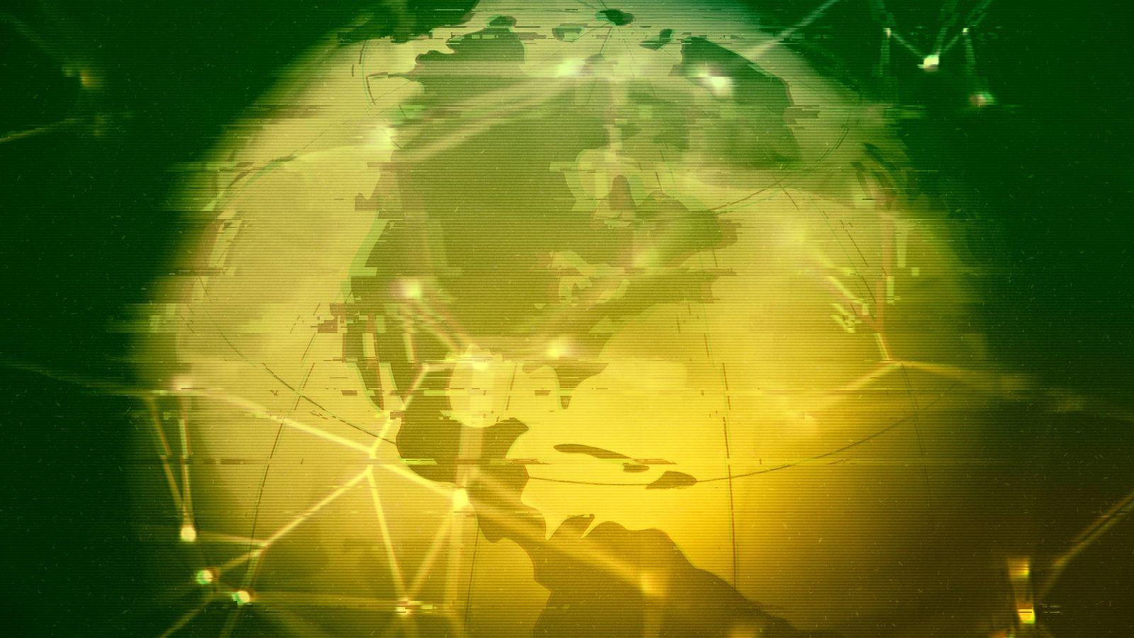 Foto: Ilustración sobre el 'hackeo global' (iStock)