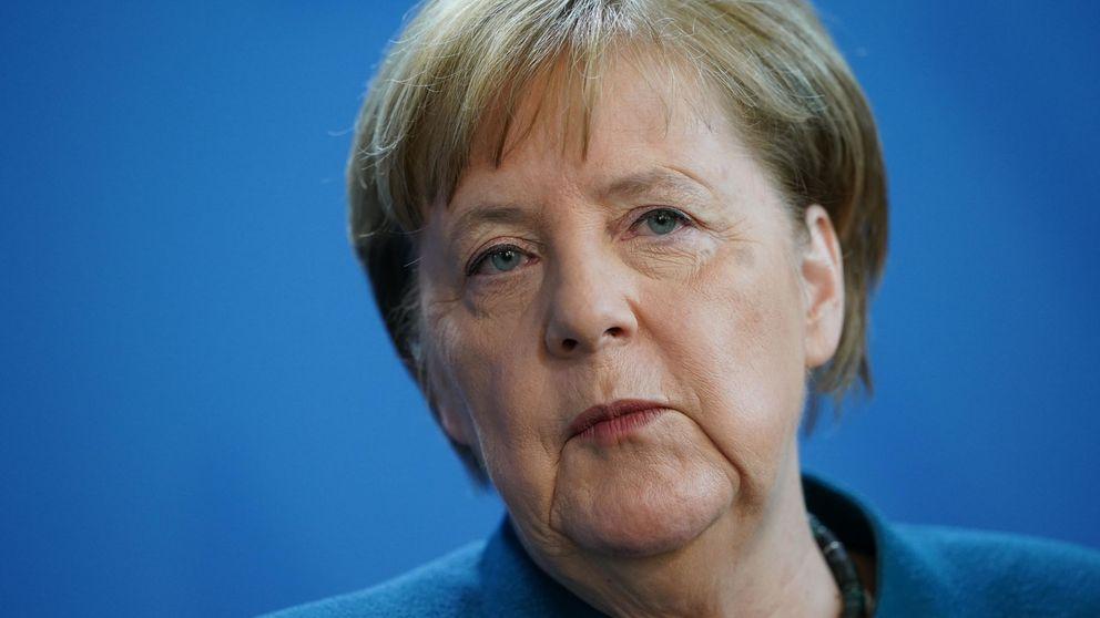 Merkel, en cuarentena tras tener contacto con un médico infectado por Covid-19