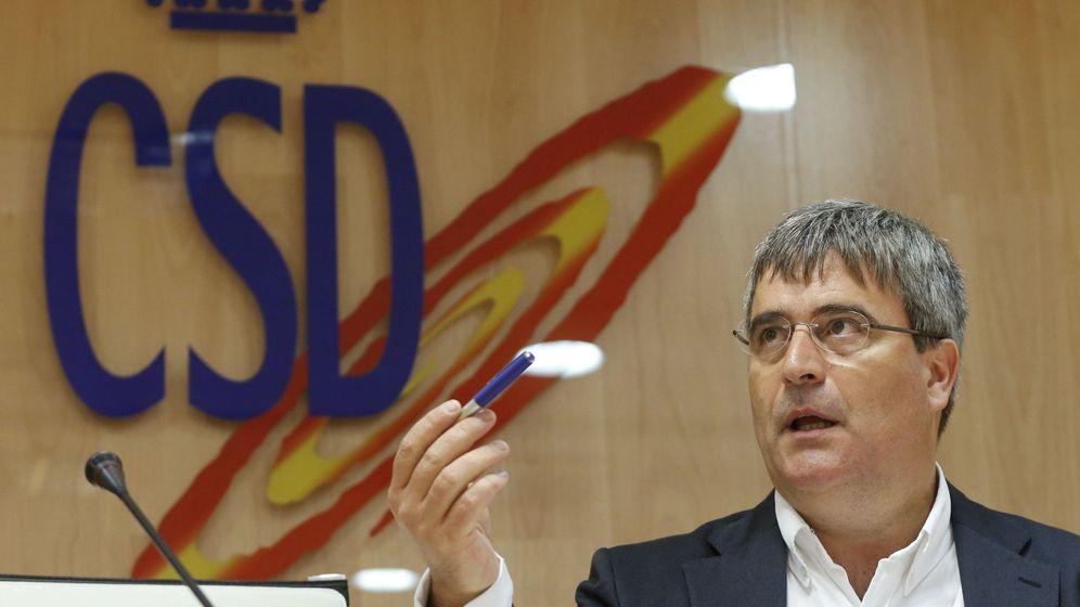 Foto: Miguel Cardenal, presidente del Consejo Superior de Deportes. (EFE)